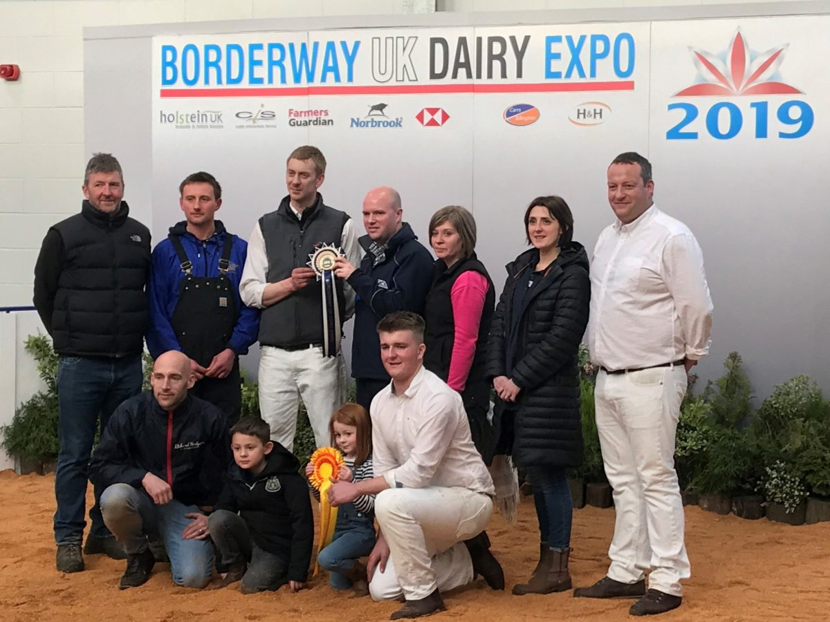 Robinsons Agricultural at Borderway UK Dairy Expo